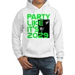 Apophis 2029 Hooded Sweatshirt