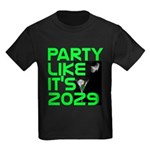Apophis 2029 Kids Dark T-Shirt
