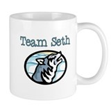 Team Seth Wolf Coffee Mug