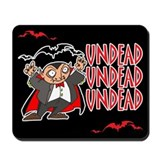 Undead Mousepad