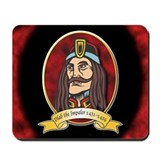 Vlad the Impaler Mousepad