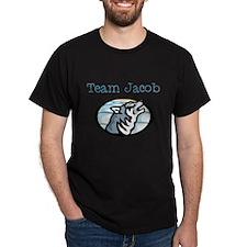 Team Jacob Wolf T-Shirt