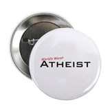 "Worst Atheist 2.25"" Button (10 pack)"