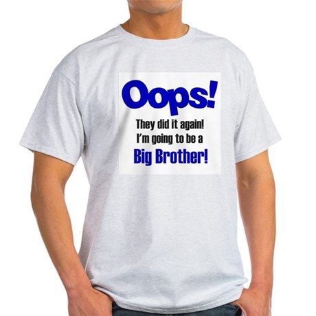 Oops Big Brother Light T-Shirt