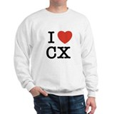 I Heart CX Sweatshirt