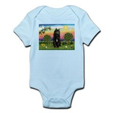 Bouvier/Bright Country Infant Bodysuit