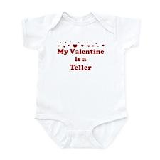 Valentine: Teller Infant Bodysuit