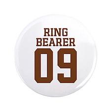 "Ring Bearer 09 3.5"" Button (100 pack)"