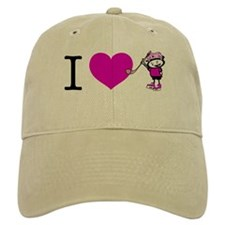 I heart Nancy Boys Baseball Cap