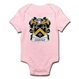 Kenyon Coat of Arms Infant Creeper
