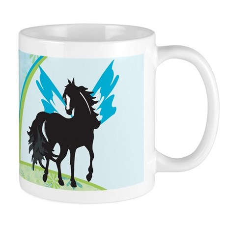 Winged Steed Mug