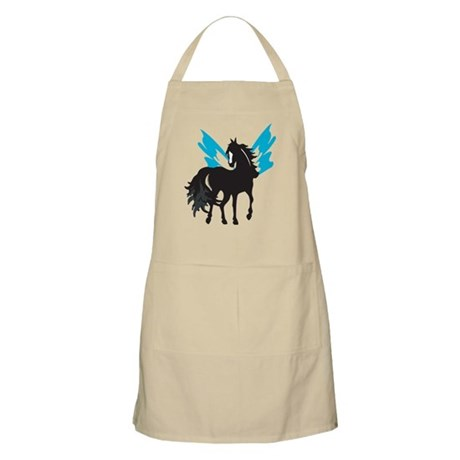 Winged Steed BBQ Apron