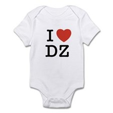 I Heart DZ Infant Bodysuit