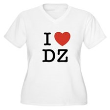 I Heart DZ T-Shirt