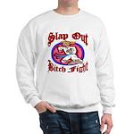 Martial Arts: Slap Out Sweatshirt