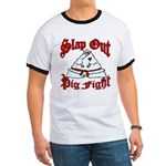 Martial Arts: Slap Out Ringer T