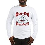 Martial Arts: Slap Out Long Sleeve T-Shirt
