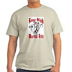 Martial Arts: Slap Out Light T-Shirt