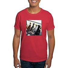 Mixed Hair T-Shirt