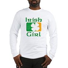 Irish Girl Long Sleeve T-Shirt