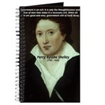 Romantic Writer: Percy Shelley Journal