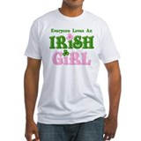 Loves An Irish Girl Shirt