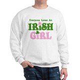 Loves An Irish Girl Jumper