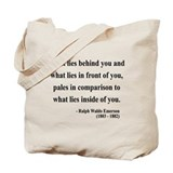 Ralph Waldo Emerson 11 Tote Bag