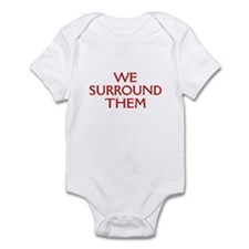 We Surround Them Infant Bodysuit
