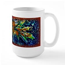Leaves Ceramic Mugs