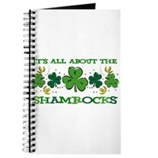 About The Shamrocks Journal