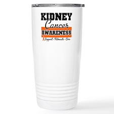 Kidney Cancer Travel Mug