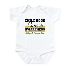 Childhood Cancer Infant Bodysuit