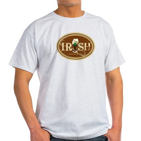 Stout Irish Beer Light T-Shirt