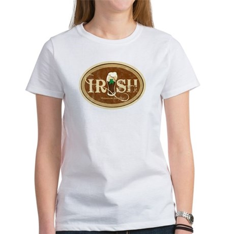Stout Irish Beer Women's T-Shirt
