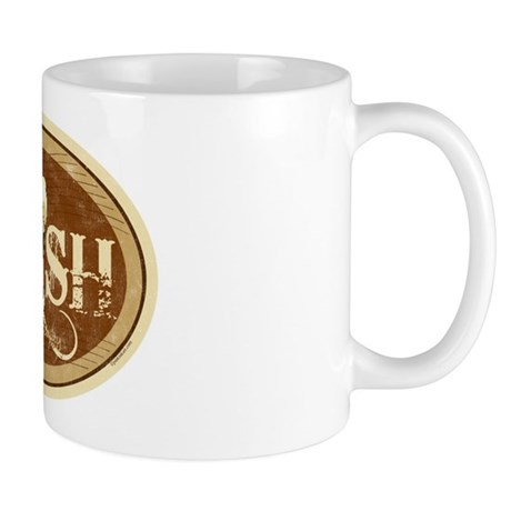 Stout Irish Beer Mug