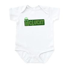 McLucky Infant Bodysuit