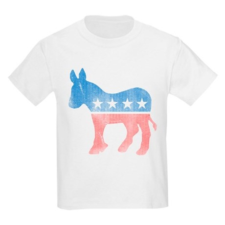 Democratic Donkey Kids Light T-Shirt