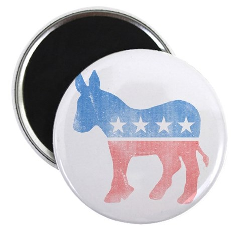 Democratic Donkey Magnet