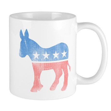 Democratic Donkey Mug