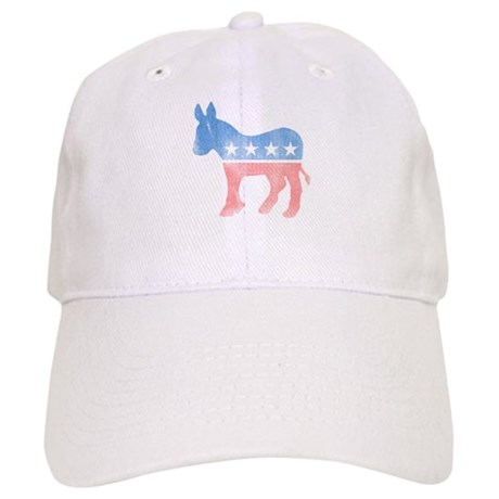 Democratic Donkey Cap