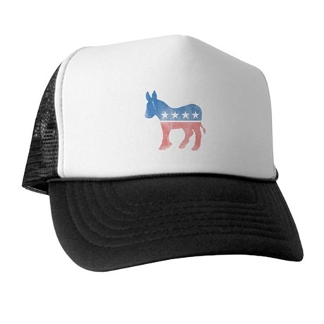 Democratic Donkey Trucker Hat