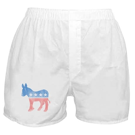 Democratic Donkey Boxer Shorts