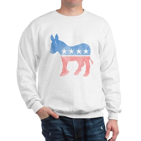 Democratic Donkey Sweatshirt