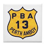 Perth Amboy PBA Tile Coaster