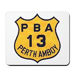 Perth Amboy PBA Mousepad