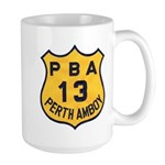 Perth Amboy PBA Large Mug