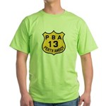 Perth Amboy PBA Green T-Shirt