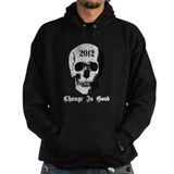 2012 Skull Hoody