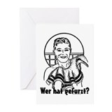 Who Farted? Greeting Cards (Pk of 10)